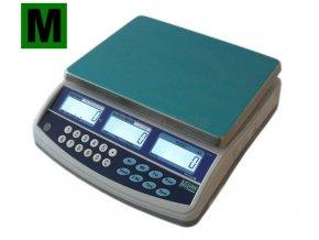 TSCALE QHC30D, 15;30kg/5;10g, 300mmx230mm
