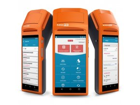 KASA FIK ORANGE 3 zarizeni front erecept