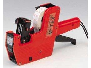 MOTEX MX 5500, etiketovací kleště jednořádkové