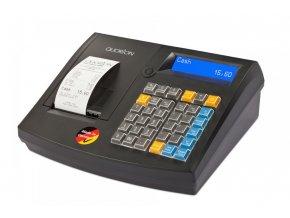 Quorion QMP 50 2xRS/USB/OL, registrační pokladna bez zásuvky černá
