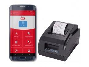 RONGTA 58 tiskárna pro KASA FIK FREE (2 Základní zprovoznění a certifikace (+800 Kč bez DPH))