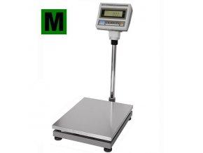 CAS DB2-60/150kg, s LCD displejem