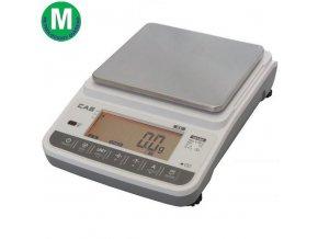 váha CAS XE 6000 1