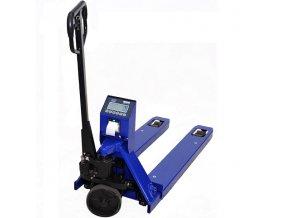 vážicí vozík KPZ tiskárna