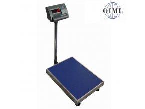 LESAK 1T4560LNA12, 300kg/100g, 450x600mm (1 Váha bez ověření)