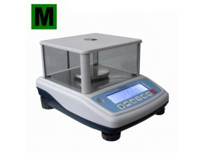 TSCALE NHB1500M, 1500g/0,02g, 120mm
