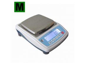 TSCALE NHB6000M, 6000g, 140mmx150mm