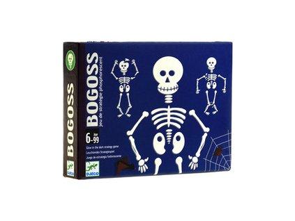 Svítící karetní hra Bogoss - pro hraní ve dne i v noci