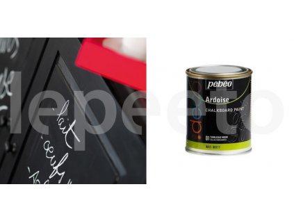 Tabulová barva na zeď a nábytek - 11 odstínů - matná