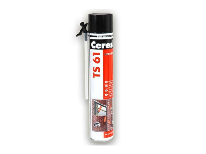 Ceresit TS 61 - 750 ml PU pěna trubičková