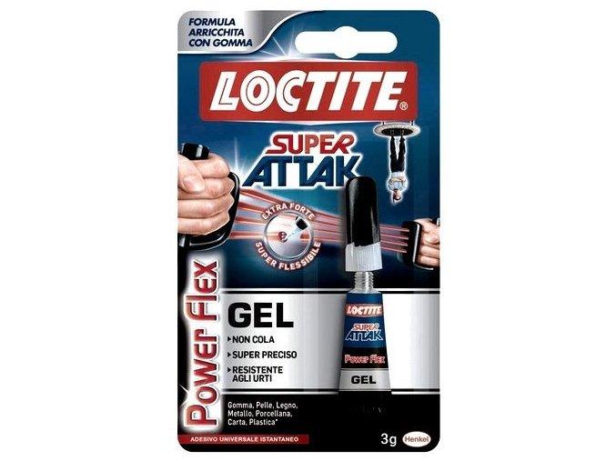 Loctite Super Attak Power Flex Gel - 3 g