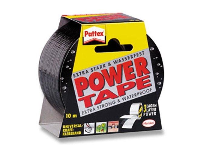 Pattex Power Tape - 10 m černá