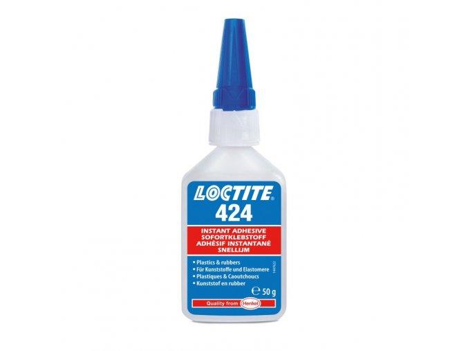 Loctite 424 - 50 g vteřinové lepidlo