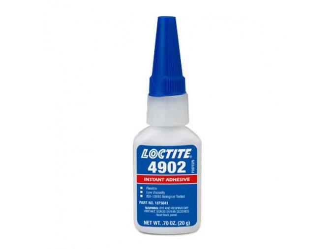Loctite 4902 - 20 g vteřinové lepidlo pružné