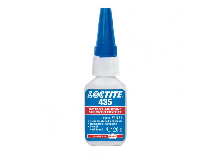 Loctite 435 - 20 g vteřinové lepidlo