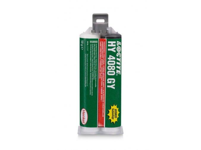 Loctite HY 4080 GY - 50 g hybridní robustní lepidlo, šedé