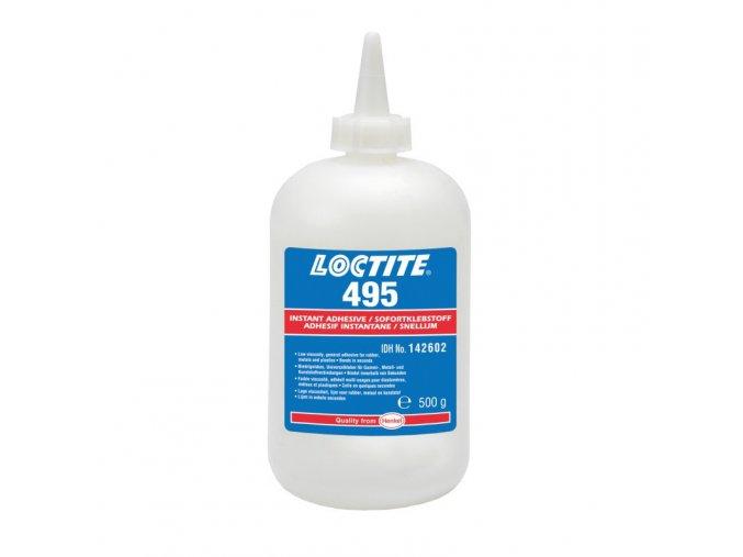 Loctite 495 - 500 g vteřinové lepidlo