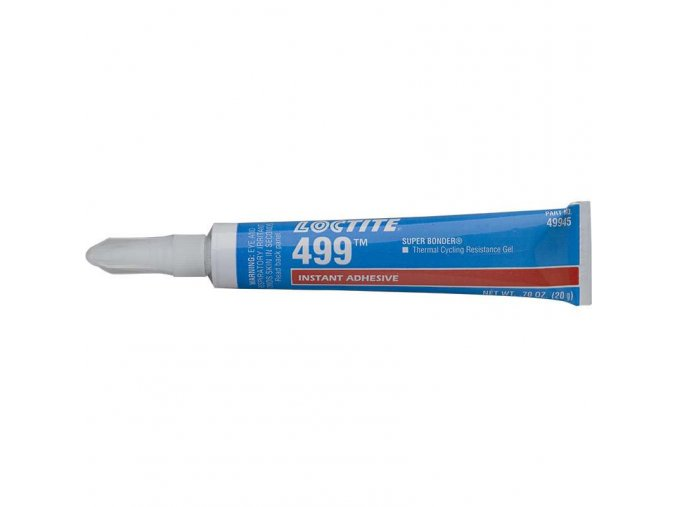 Loctite 499 - 20 g vteřinové lepidlo