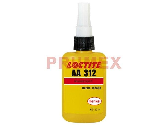 Loctite AA 312 - 50 ml konstrukční lepidlo