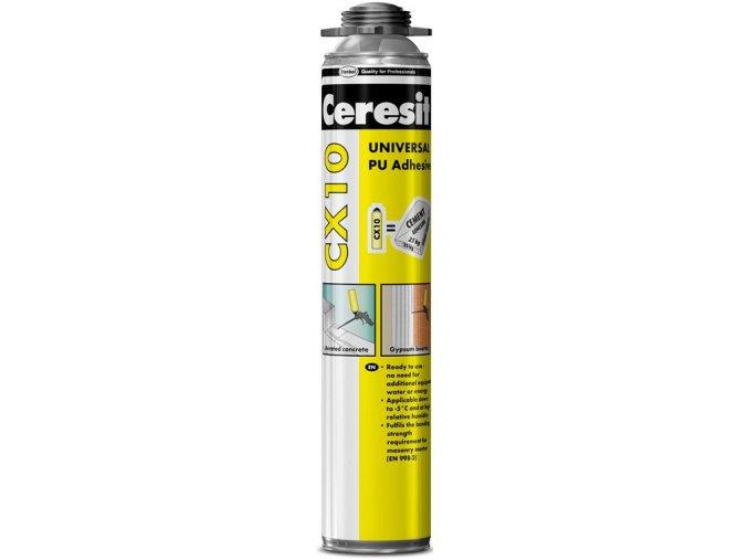 Ceresit CX 10 - 850 ml univerzální PU lepidlo