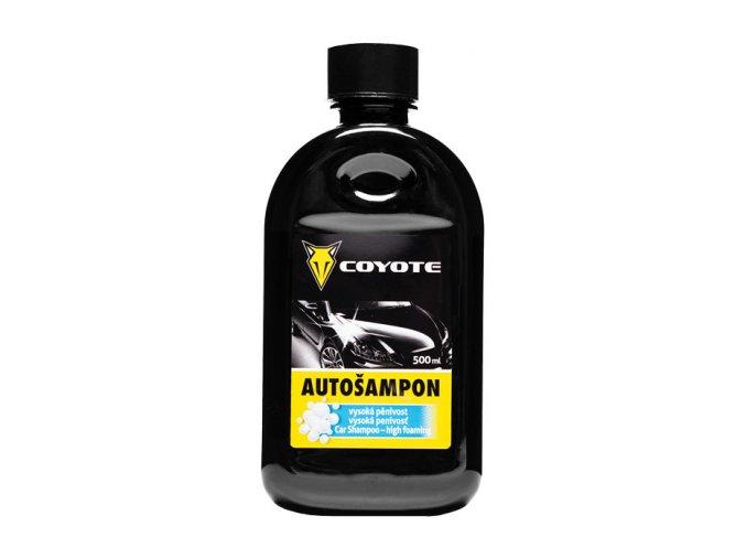 Coyote autošampon - 500 ml