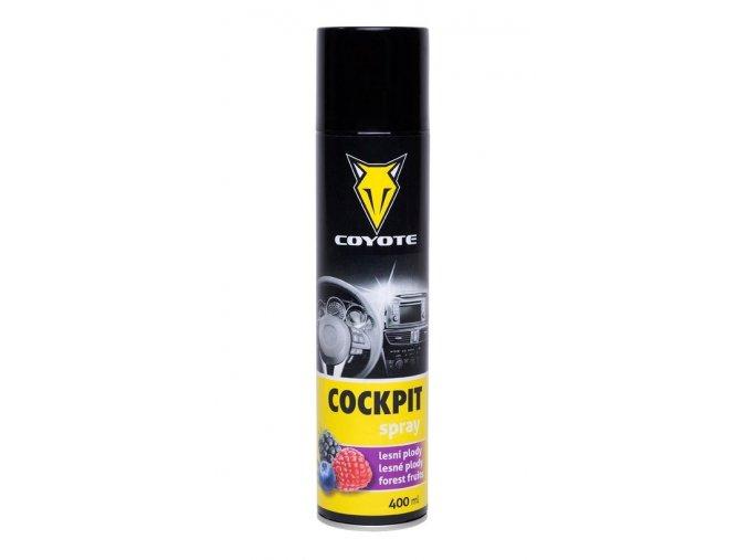 Coyote Cockpit spray Lesní plody - 400 ml