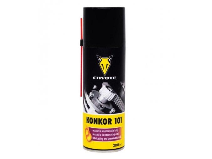 Coyote Konkor 101 - 200 ml konzervační olej