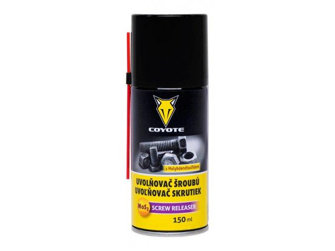 Coyote uvolňovač šroubů s MOS2 - 150 ml sprej