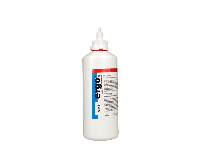 Ergo 5011 - 500 g vteřinové lepidlo univerzální
