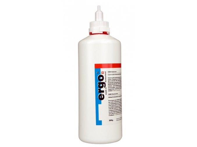 Ergo 5400 - 500 g vteřinové lepidlo na plasty
