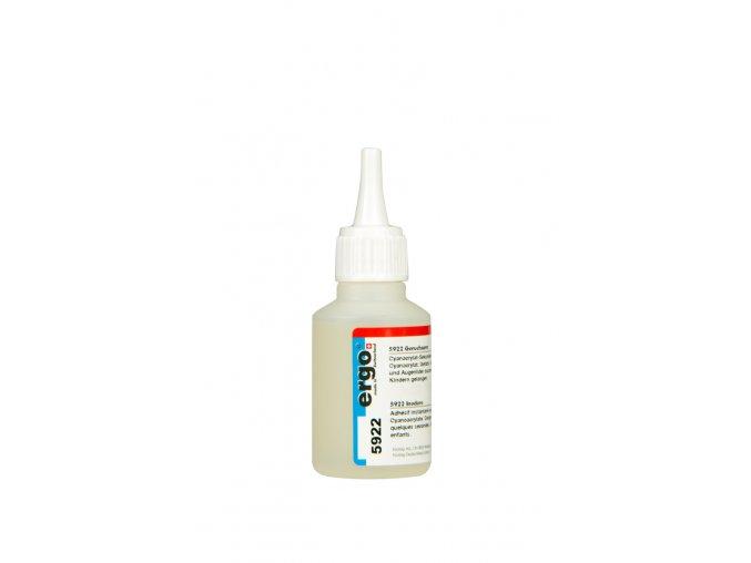 Ergo 5922 - 50 g vteřinové lepidlo s nízkým zápachem