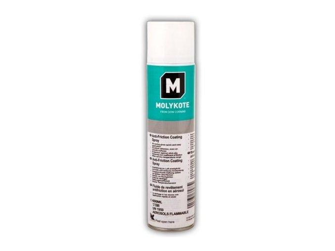 Molykote PTFE-N-UV AFC 400 ml sprej