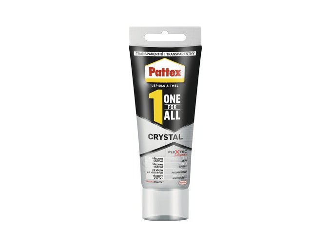 Pattex ONE For All CRYSTAL 80 ml - 90 g tuba