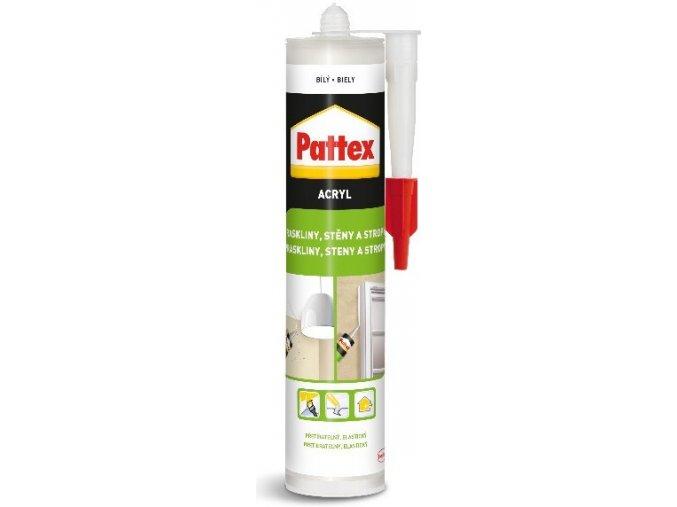 Pattex Praskliny, stěny, stropy - 280 ml bílý