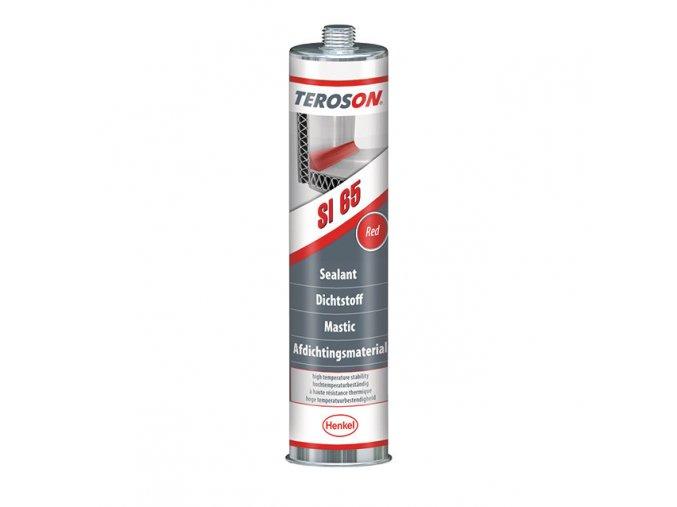 Teroson SI 65 - 310 ml červeno hnědý silikonový tmel