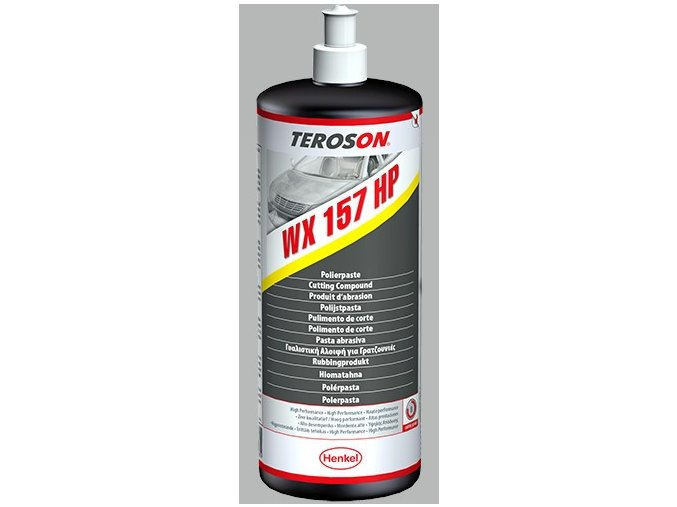 Teroson WX 157 HP Heavycut - 1 kg leštící vosk