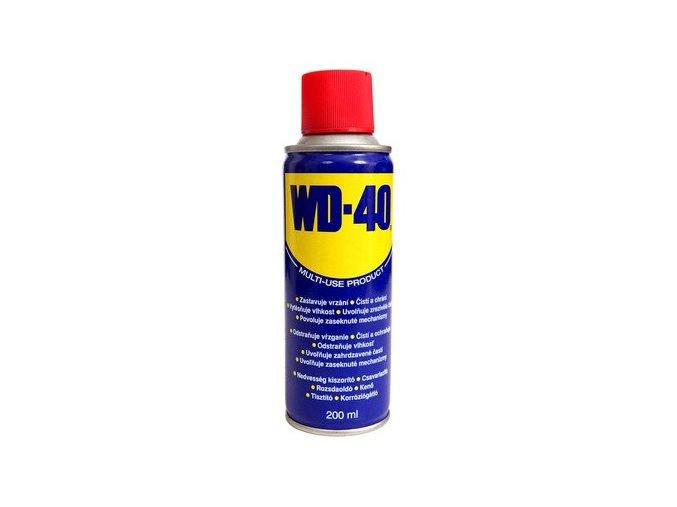 WD-40 - 200 ml univerzální mazivo