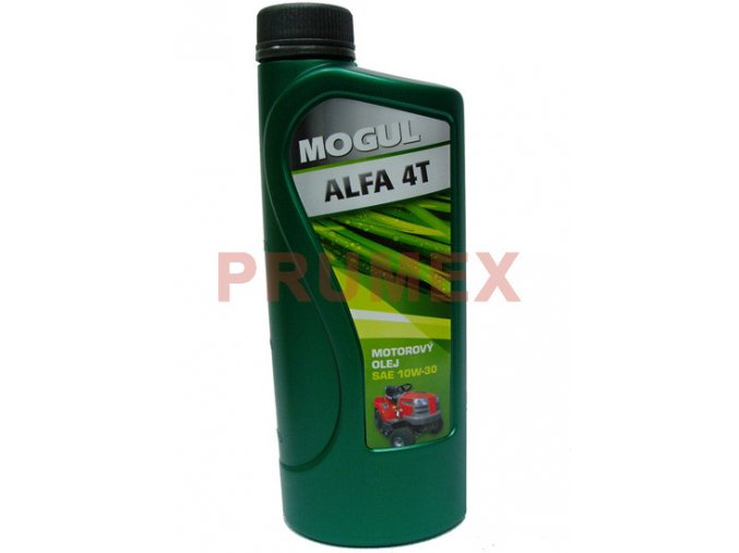 Mogul Alfa 4T - 1 L olej pro zahradní techniku