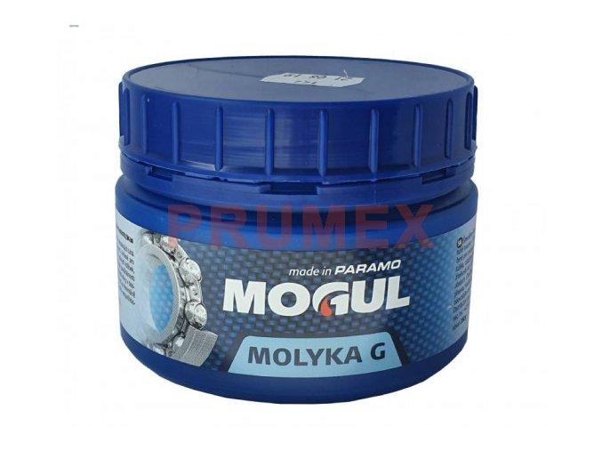 Mogul Molyka G - 250 g plastické mazivo