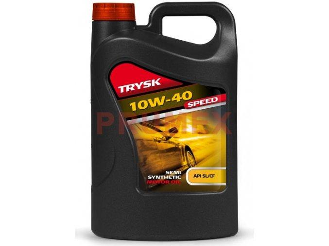 Mogul Speed 10W-40 - 4 L motorový olej