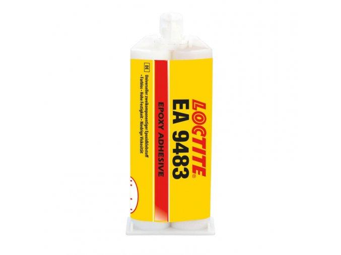 Loctite EA 9483 - 50 ml dvousložkový epoxid ultra čirý