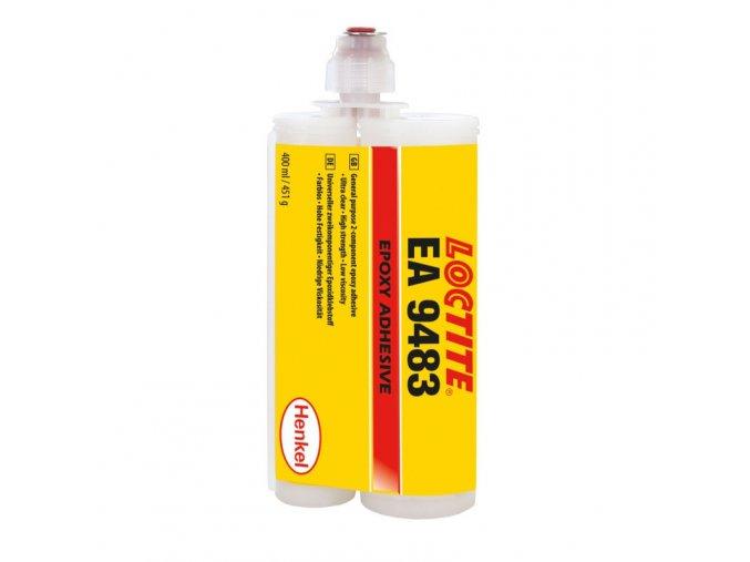 Loctite EA 9483 - 400 ml dvousložkový epoxid ultra čiré