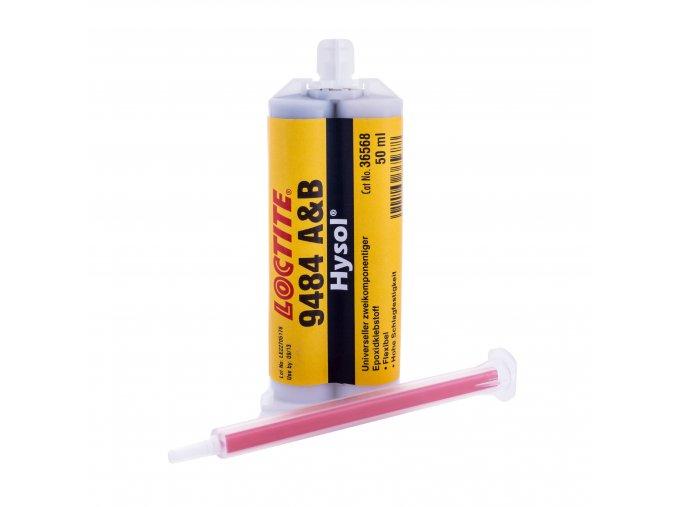 Loctite EA 9484 - 50 ml dvousložkový epoxid průtažný odolný rázům