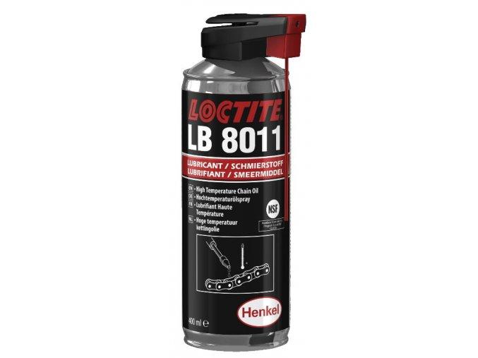 Loctite LB 8011 - 400 ml syntetický olej na řetězy