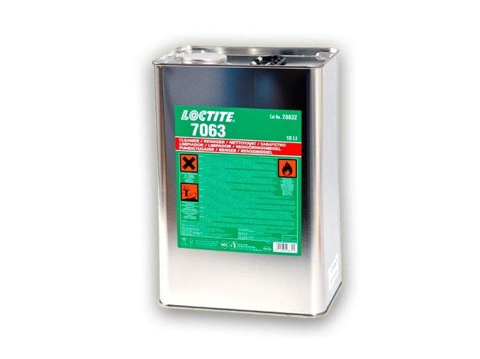 Loctite SF 7063 - 10 L rychlo-čistič a odmašťovač