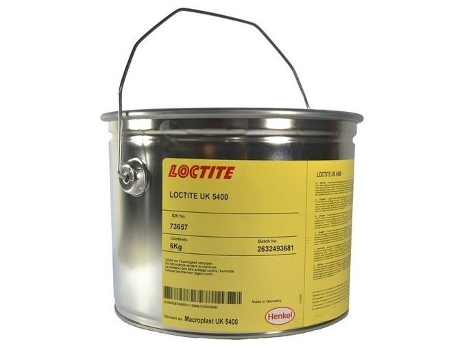 Loctite UK 5400 - 6 kg tvrdidlo Macroplast