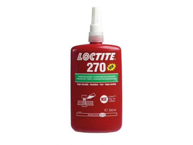 Loctite 270 - 250 ml zajišťovač šroubů VP