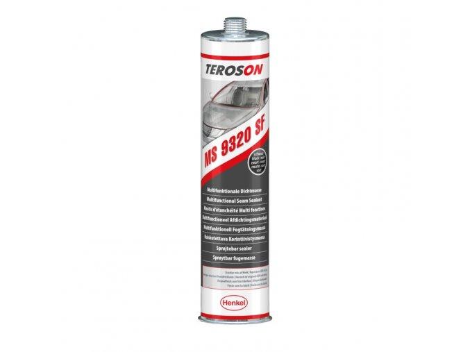 Teroson MS 9320 SF - 300 ml černý těsnící tmel Super Fast