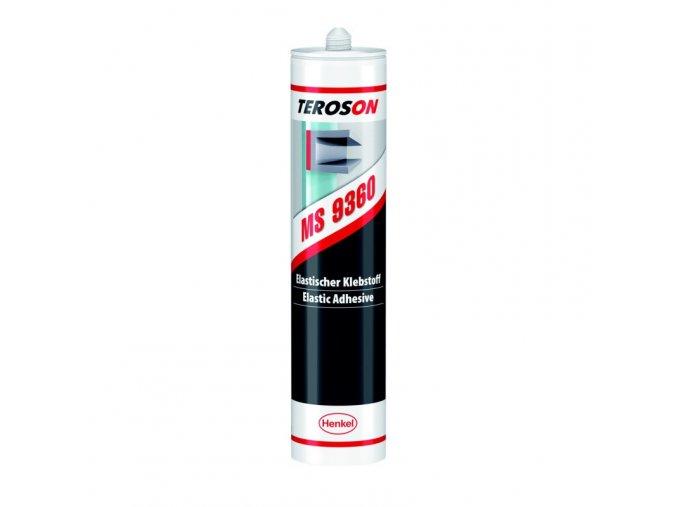 Teroson MS 9360 - 290 ml černý těsnící tmel
