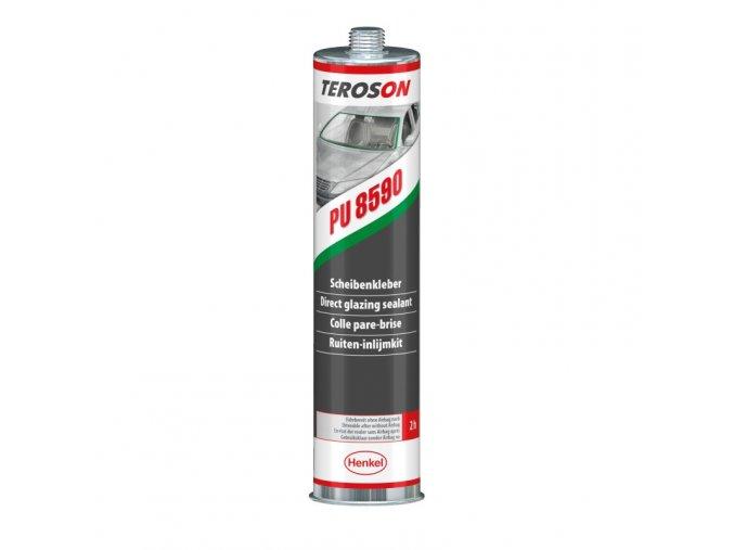 Teroson PU 8590 - 310 ml černé polyuretanové lepidlo